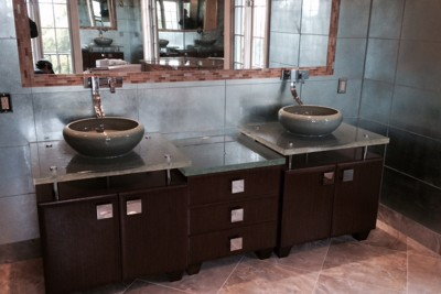 Glass Counter Tops